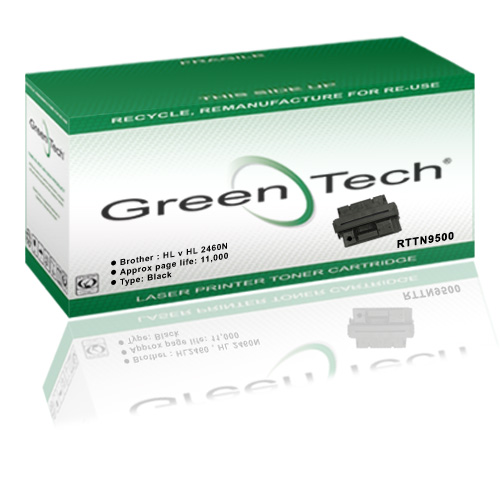 GreenTech RTTN9500 remanufactured Brother TN9500 laser toner cartridge