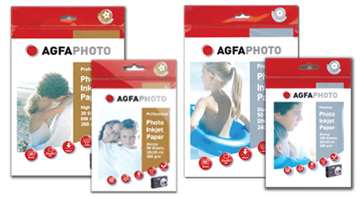 Agfa Professional A4  Paper, 20 sheets, 260 GSM