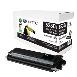 Jet Tec B230B remanufactured Brother TN230B toner printer cartridges