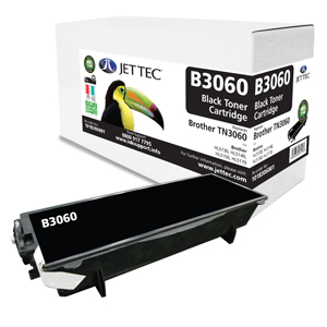 Jet Tec B3060 remanufactured Brother TN3060 laser toner cartridges
