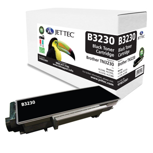 Jet Tec B3230 remanufactured Brother TN3230 toner printer cartridges