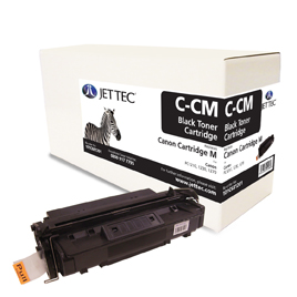 Jet Tec C-CM remanufactured Canon Cartridge M fax toners