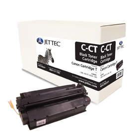 Jet Tec C-CT remanufactured Canon Cartridge T fax toner cartridges