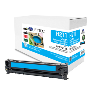 Jet Tec H211 Remanufactured HP CF211A Laser Toner Printer Cartridges