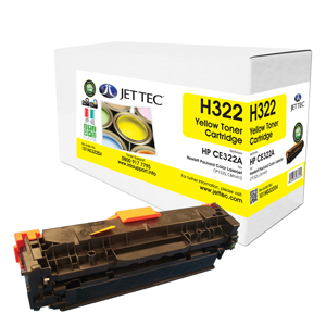 Jet Tec H323 remanufactured magenta HPCE323A toner printer cartridges