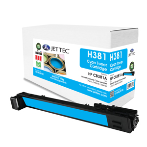 Jet Tec H381 HP CB381A laser toner printer cartridges