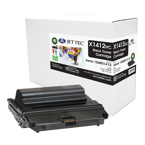 Jet Tec X1412HC Xerox 106R01412 laser toner printer cartridges