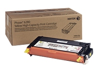 Xerox 10601394 Yellow Toner Cartridge 5.9k