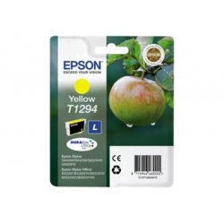 Epson T1294 yellow inkjet printer cartridges - FREE UK delivery!