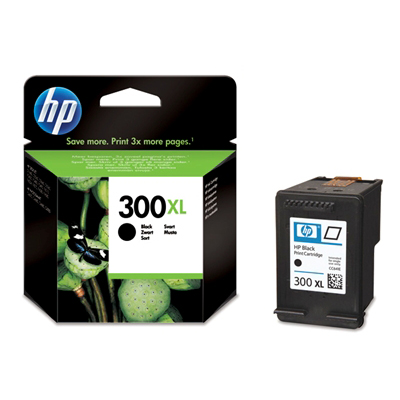 HP300XL CC641EE ABB original black inkjet printer cartridges HP300XL