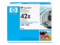 HP Q5942X black original OEM laser toner printer cartridges