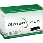 GreenTech RT60207 remanufactured cyan OKI 43460207 laser toner drum
