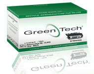 GreenTech RT64416XE remanufactured Lexmark 0064416XE toner cartridges