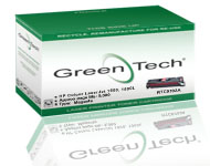 GreenTech RTC9702A yellow remanufactured HP C9702A toner cartridges