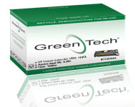 GreenTech RTC9703A magenta remanufactured HP C9703A laser cartridges