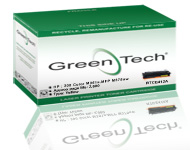 GreenTech RTCE412A remanufactured HPCE412A laser toner cartridges