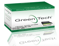 GreenTech RTCLTY5082 remanufactured Samsung CLT-Y5082L toner cartridges
