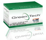 GreenTech RTTN2220 remanufactured Black Brother TN2220 laser toners