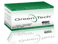 GreenTech RTTN320BK remanufactured Brother TN320BK toner cartridges