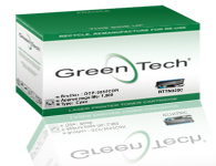 GreenTech RTTN320C remanufactured Brother TN320C laser toner cartridge