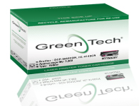 GreenTech RTTN325Y remanufactured Brother TN325Y laser toner cartridge