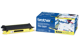 Brother TN130Y yellow laser toner printer cartridges