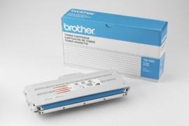 Brother TN02C cyan laser toner printer cartridges