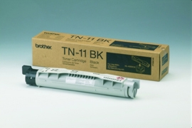 Brother TN11BK black laser toner printer cartridges